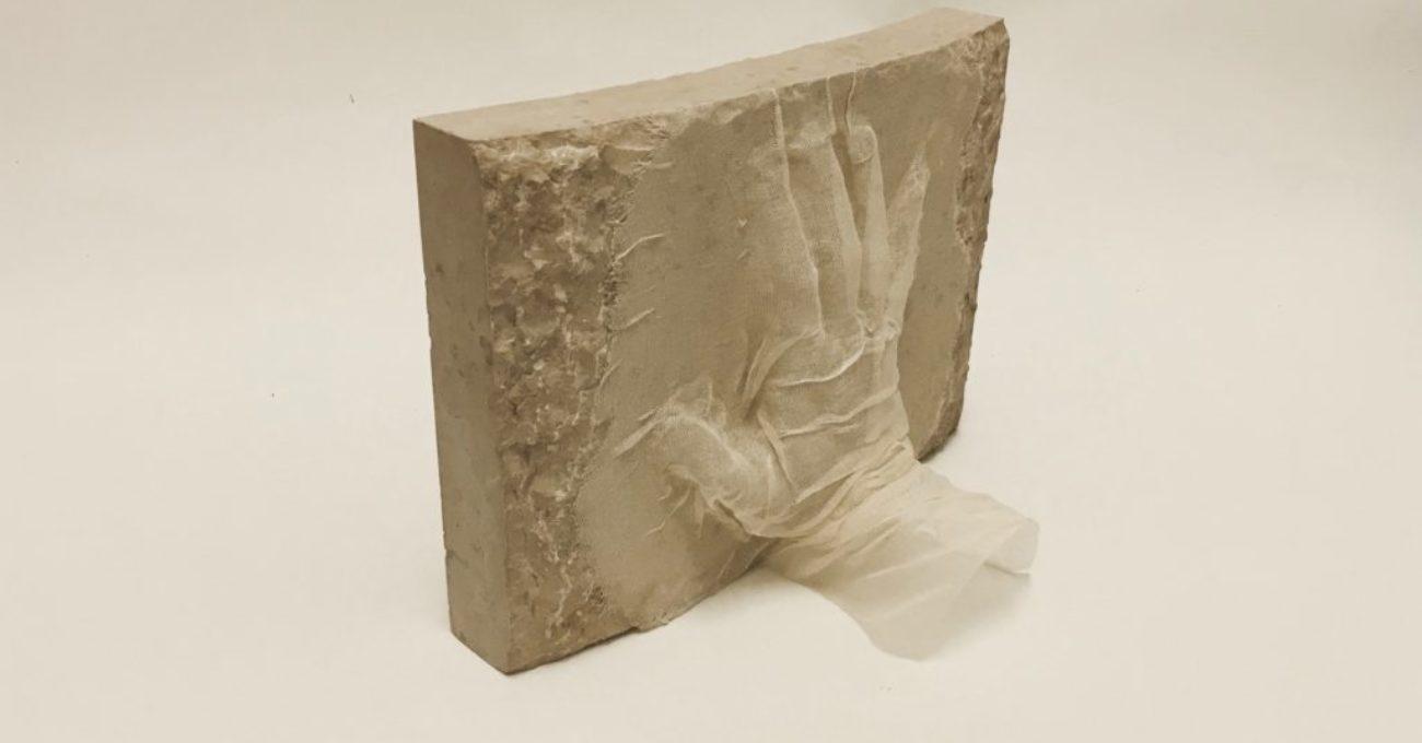 My housband's hand